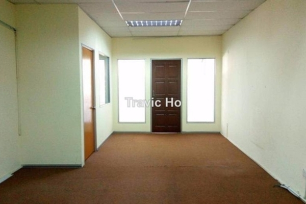 For Rent Office at Rampai Business Park, Setapak Leasehold Unfurnished 1R/2B 1.9k