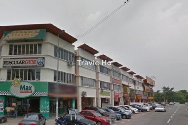 For Rent Shop at Rampai Business Park, Setapak Leasehold Unfurnished 0R/2B 2k