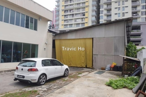 For Rent Factory at Metro Genting Klang, Setapak Leasehold Unfurnished 2R/2B 19k