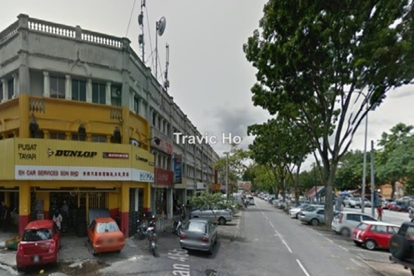 For Rent Shop at Taman Sri Rampai, Setapak Leasehold Unfurnished 2R/3B 3.8k