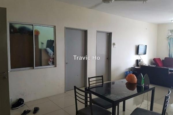 For Rent Condominium at Platinum Lake PV20, Setapak Leasehold Semi Furnished 4R/2B 1.75k