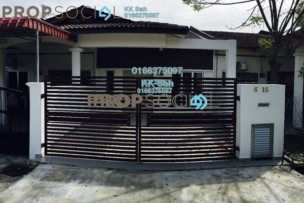 For Sale Link at Taman Permai, Kajang Freehold Semi Furnished 3R/2B 380k