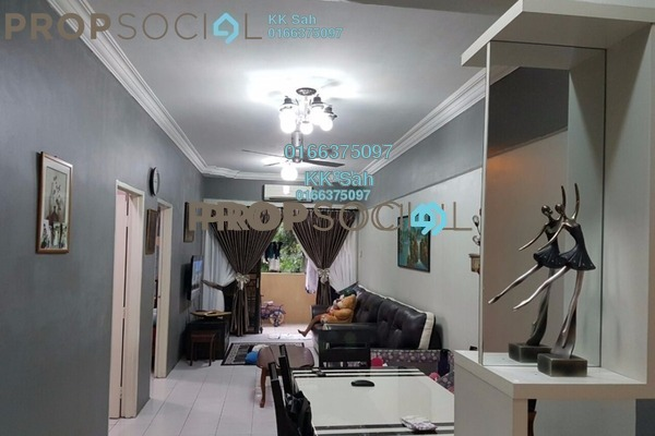 For Sale Condominium at Vista Bayu, Klang Freehold Semi Furnished 3R/2B 289k