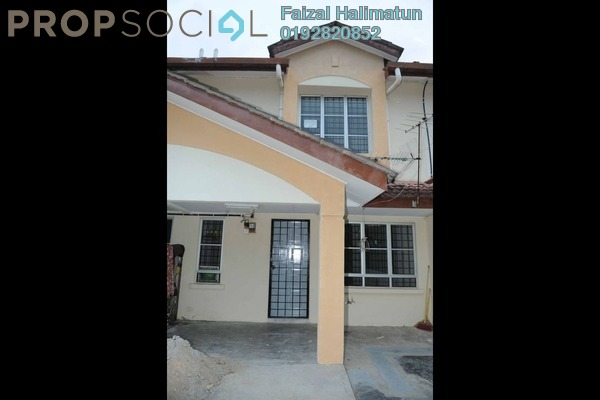 For Sale Terrace at Seksyen 2, Bandar Bukit Mahkota Freehold Unfurnished 4R/3B 548k
