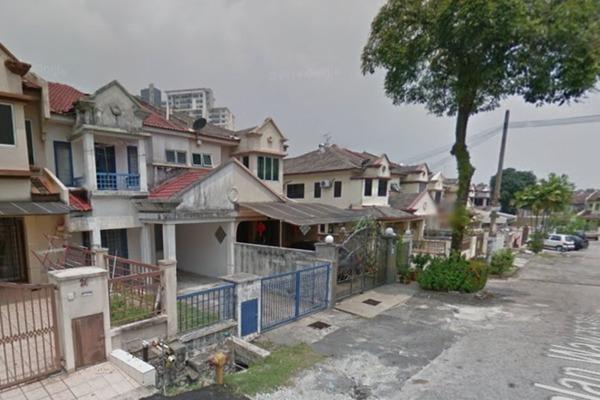 For Sale Terrace at Taman Wawasan, Pusat Bandar Puchong Freehold Unfurnished 3R/2B 480k