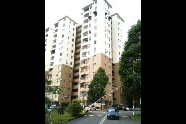 For Sale Apartment at Jalan Tasik Selatan, Bandar Tasik Selatan  Unfurnished 3R/2B 240k