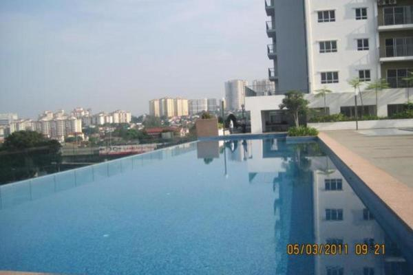 For Rent Condominium at Suria Jelatek Residence, Ampang Hilir Freehold Semi Furnished 3R/2B 2.5k