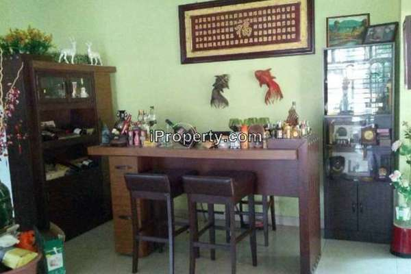 For Rent Semi-Detached at Indahpura Central, Bandar Indahpura  Semi Furnished 5R/4B 3.0千