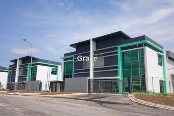 For Rent Factory at i-Park @ SiLC, Iskandar Puteri (Nusajaya) Freehold Unfurnished 2R/3B 10k