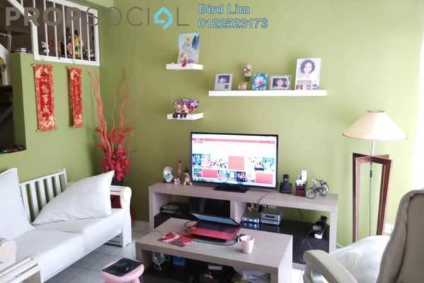 For Sale Terrace at Taman Puncak Jalil, Bandar Putra Permai Freehold Fully Furnished 4R/3B 549k