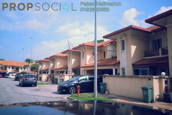 For Sale Terrace at Precinct 8, Putrajaya Freehold Unfurnished 4R/3B 780k
