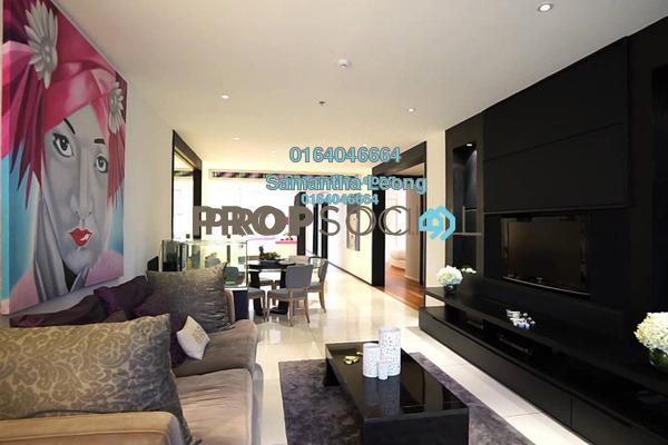 For Sale Condominium at Tropicana Grande, Tropicana Freehold Semi Furnished 1R/1B 380k