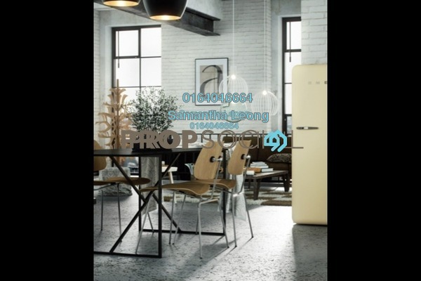 For Sale Condominium at Lumi Tropicana, Tropicana Freehold Semi Furnished 3R/2B 580k