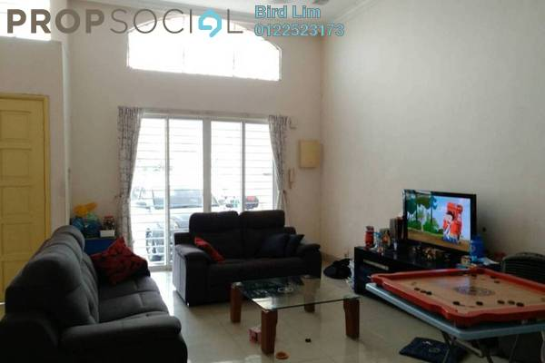 For Sale Terrace at Taman Bukit Serdang, Seri Kembangan Freehold Semi Furnished 5R/4B 899k