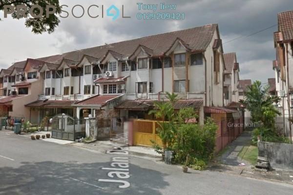 For Sale Link at Taman Dato' Senu, Sentul Leasehold Semi Furnished 3R/3B 550k