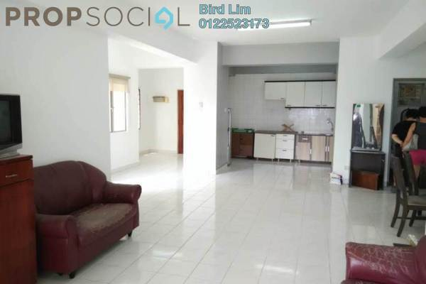 For Sale Condominium at Setapak Ria Condominium, Setapak Freehold Semi Furnished 3R/2B 418k