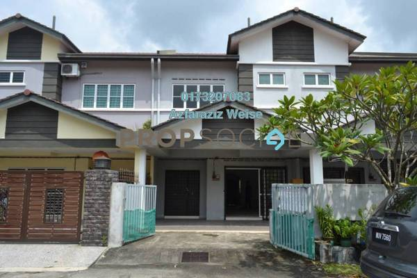 For Sale Terrace at Taman Desa Dengkil, Dengkil Freehold Unfurnished 4R/3B 520k