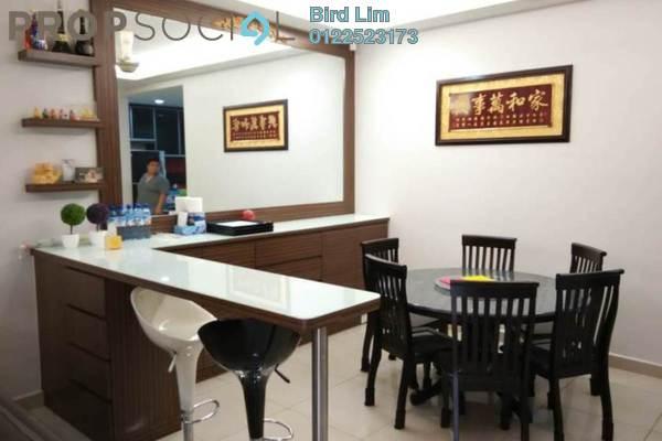 For Sale Terrace at Taman Kajang Impian, Kajang Freehold Fully Furnished 4R/3B 678k