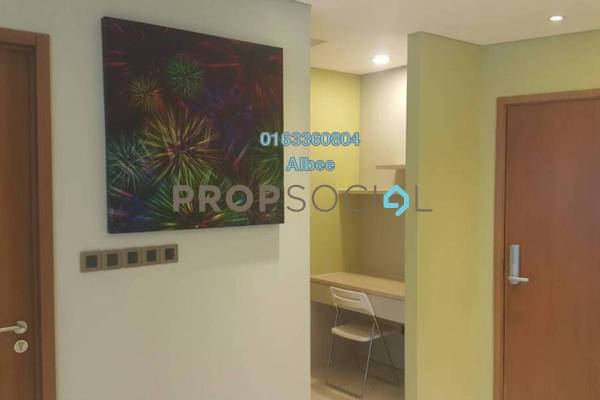 For Rent Condominium at Vortex Suites & Residences, KLCC Freehold Fully Furnished 2R/2B 3.3k