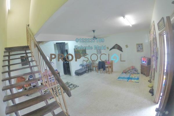For Sale Terrace at Taman Anggerik, Bukit Beruntung Freehold Semi Furnished 4R/3B 300k