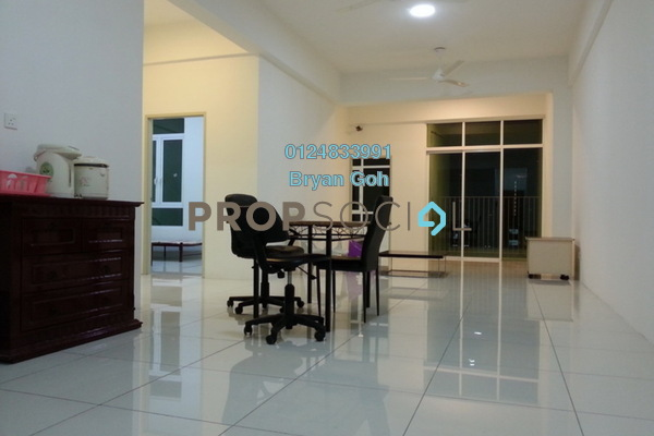 For Rent Condominium at Sierra East, Relau Freehold Semi Furnished 3R/3B 1.3k
