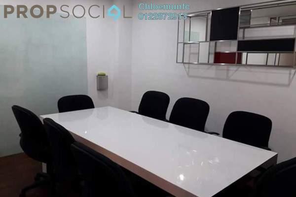 For Rent Office at Solaris Dutamas, Dutamas Freehold Fully Furnished 3R/0B 4.95k