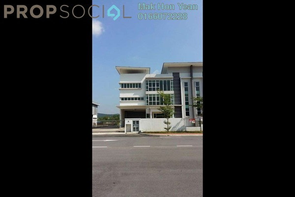 For Sale Factory at Semenyih Sentral, Semenyih Freehold Semi Furnished 0R/4B 3.5m