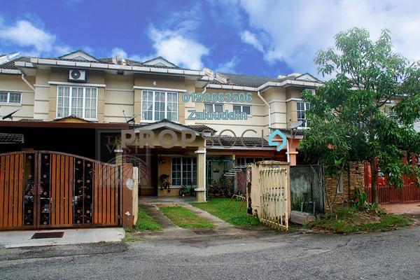 For Sale Terrace at Antara Gapi, Serendah Freehold Unfurnished 4R/3B 350k