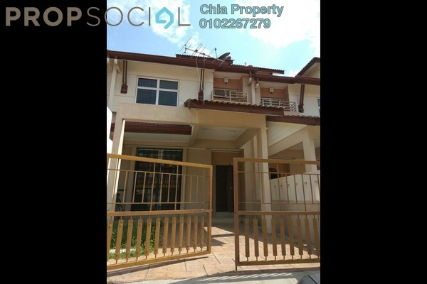 For Sale Terrace at Alam Nusantara, Setia Alam Freehold Unfurnished 4R/3B 630k