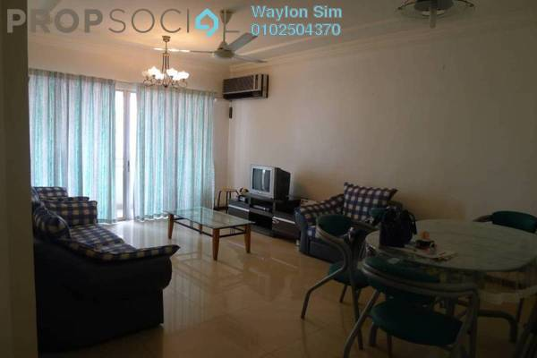 For Rent Condominium at BAM Villa, Cheras Freehold Fully Furnished 2R/2B 1.4k