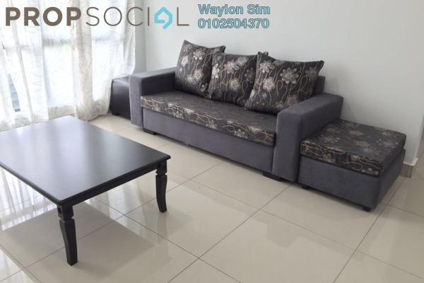For Rent Condominium at Amaya Maluri, Cheras Freehold Fully Furnished 2R/2B 2.5k