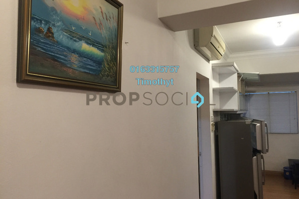 For Rent Condominium at Angkasa Impian 1, Bukit Ceylon Freehold Fully Furnished 1R/1B 2.1k