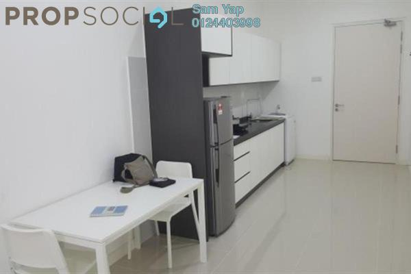 For Rent Serviced Residence at South View, Bangsar South Freehold Fully Furnished 0R/1B 1.8k