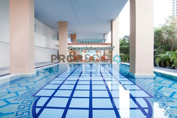 For Rent Condominium at Maytower, Dang Wangi Freehold Fully Furnished 1R/1B 1.5k