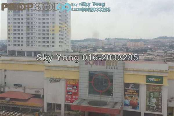 For Sale Serviced Residence at South City Plaza, Seri Kembangan Freehold Fully Furnished 3R/2B 300k
