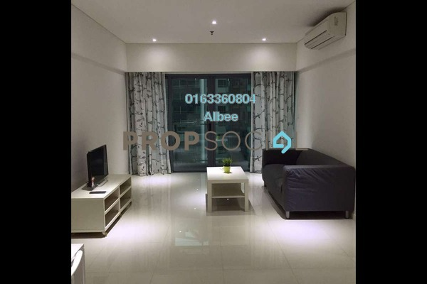 For Rent Condominium at Summer Suites, KLCC Freehold Fully Furnished 1R/1B 2.4k