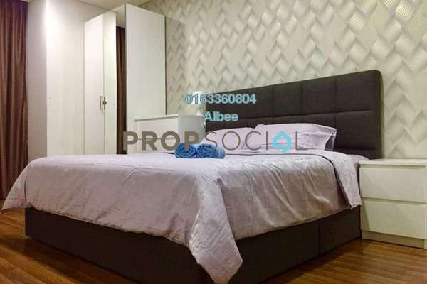 For Rent Condominium at Summer Suites, KLCC Freehold Fully Furnished 2R/2B 3.75k