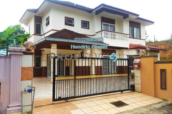 For Sale Bungalow at Bandar Springhill, Sendayan Freehold Fully Furnished 4R/4B 700k