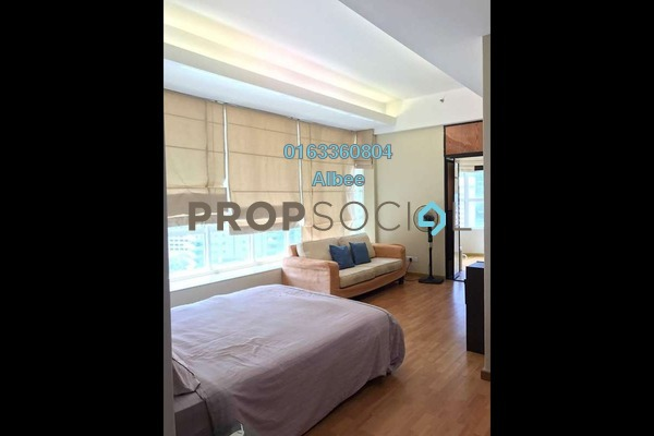 For Rent Condominium at Park View, KLCC Freehold Fully Furnished 2R/1B 2.5k