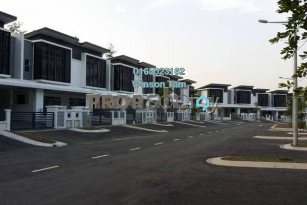 For Sale Superlink at Emerald West, Rawang Freehold Unfurnished 4R/3B 680k