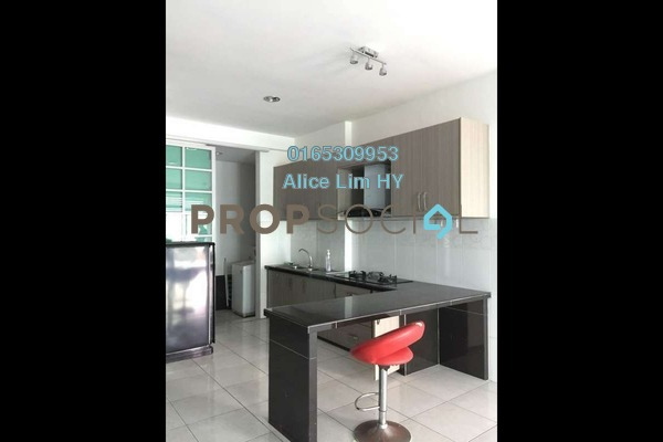 For Rent Condominium at The Brezza, Tanjung Tokong Freehold Semi Furnished 3R/2B 1.8k