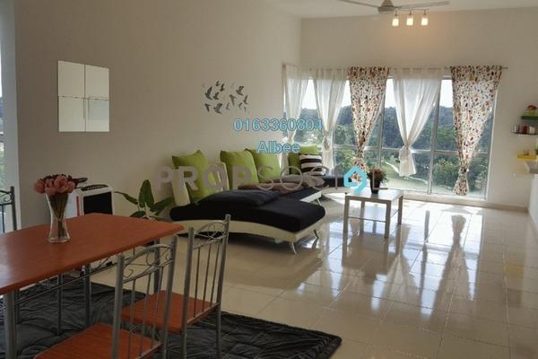 For Rent Condominium at I Residence, Kota Damansara Freehold Fully Furnished 3R/2B 2.4k