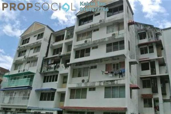 For Rent Apartment at Taman Lip Sin, Sungai Nibong Freehold Semi Furnished 3R/2B 900translationmissing:en.pricing.unit