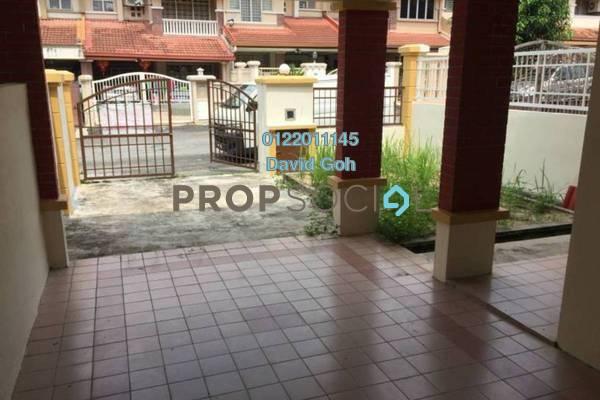 For Rent Terrace at Puteri 10, Bandar Puteri Puchong Freehold Semi Furnished 4R/3B 1.8k