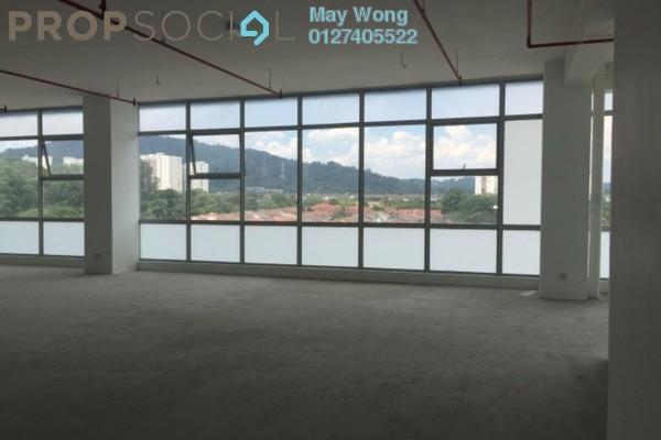For Rent Office at Bandar Tasik Selatan, Kuala Lumpur Freehold Unfurnished 0R/0B 11k
