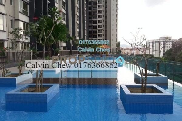 For Sale Serviced Residence at Amara, Batu Caves Freehold Unfurnished 4R/0B 328k