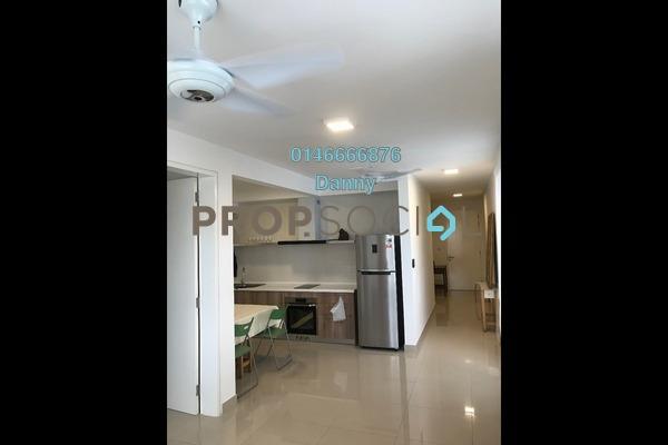 For Rent Condominium at Nadayu62, Melawati Freehold Semi Furnished 3R/2B 1.75k