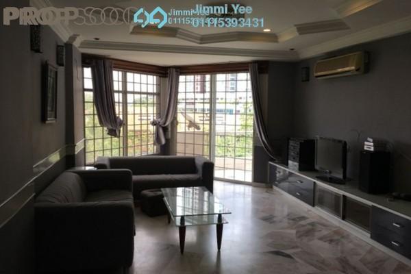 For Rent Condominium at Desa Gembira, Kuchai Lama Freehold Fully Furnished 3R/2B 2k