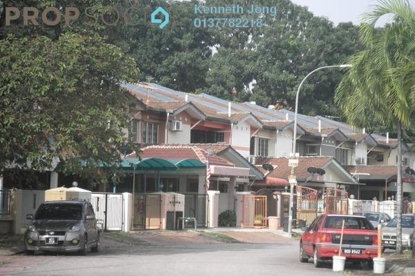 For Rent Townhouse at Sungai Congkak, Bukit Rimau Freehold Unfurnished 3R/2B 1.2k