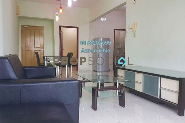 For Rent Apartment at e-Tiara, Subang Jaya Freehold Fully Furnished 2R/2B 2.4k
